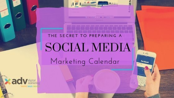 One Of The Best Social Media Marketing Agencies Reveals The Secret To Preparing An Irresistible Social Media Marketing Calendar