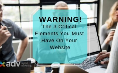 Don't pay for any web design services until you get these 3 critically important things right