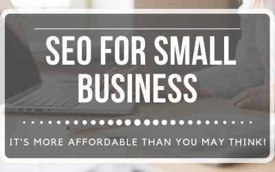 It's Not Too Late! We Uncover Exactly Where To Find Affordable SEO For Your Small Business